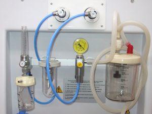 Ambulance Oxygen System