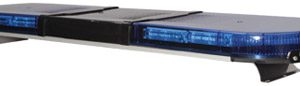 Ambulance siren announcing system with lights and beacon lamps