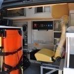 سيارة إسعاف مدرعة