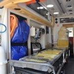 бронированная машина скорой помощи