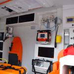 Ambulancia de emergencia Ford