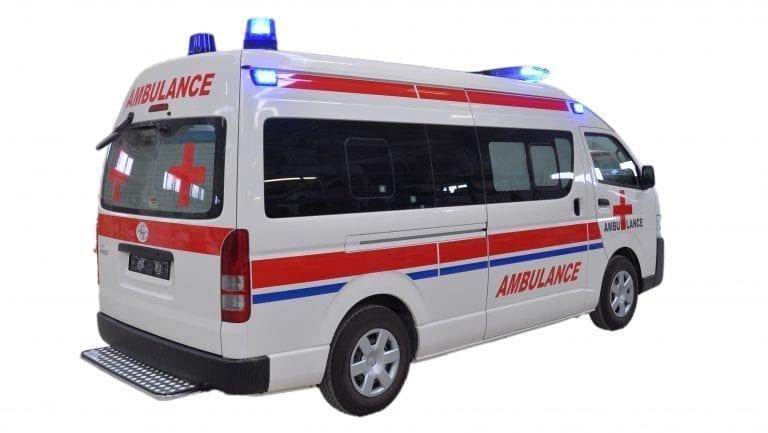 Toyota Hiace Ambulance7