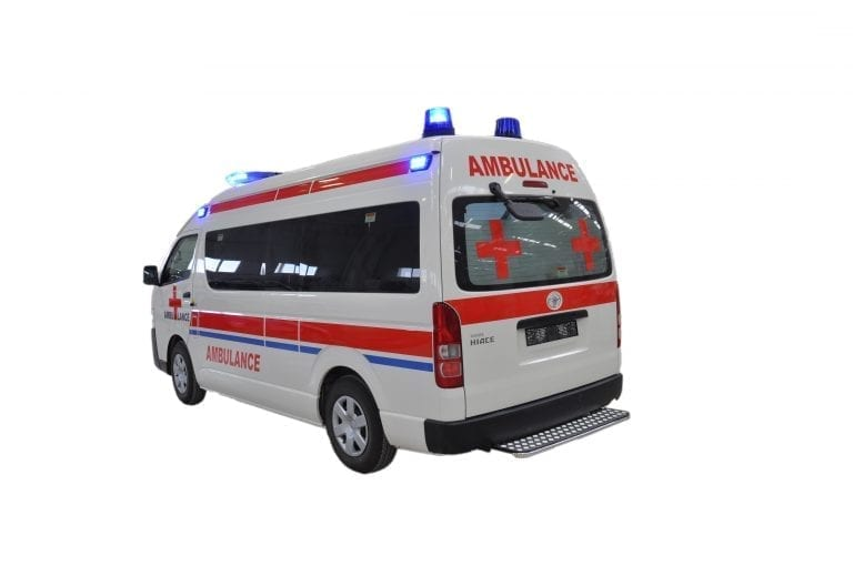 Toyota Hiace Ambulance8