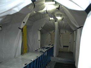 Tenda de Hospital de Campo