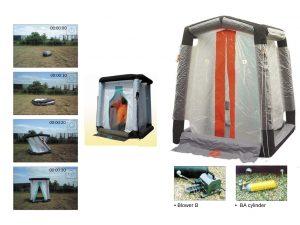 خيمة CBRN