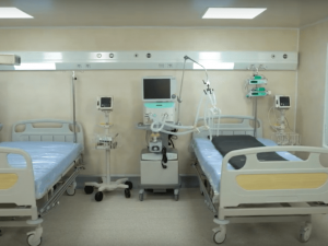 Hospital de Contenedores Expandible