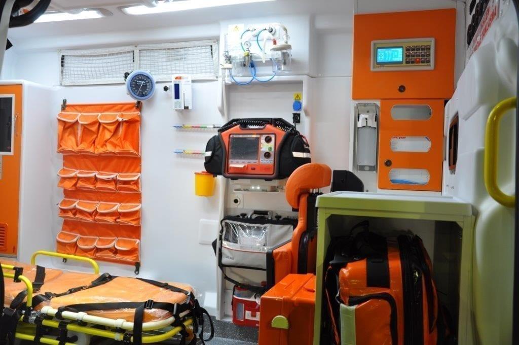 Ford Patient Transport Ambulance