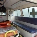 Ambulância 4x4 Land Cruiser
