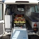 Land Cruiser 4x4 Ambulance