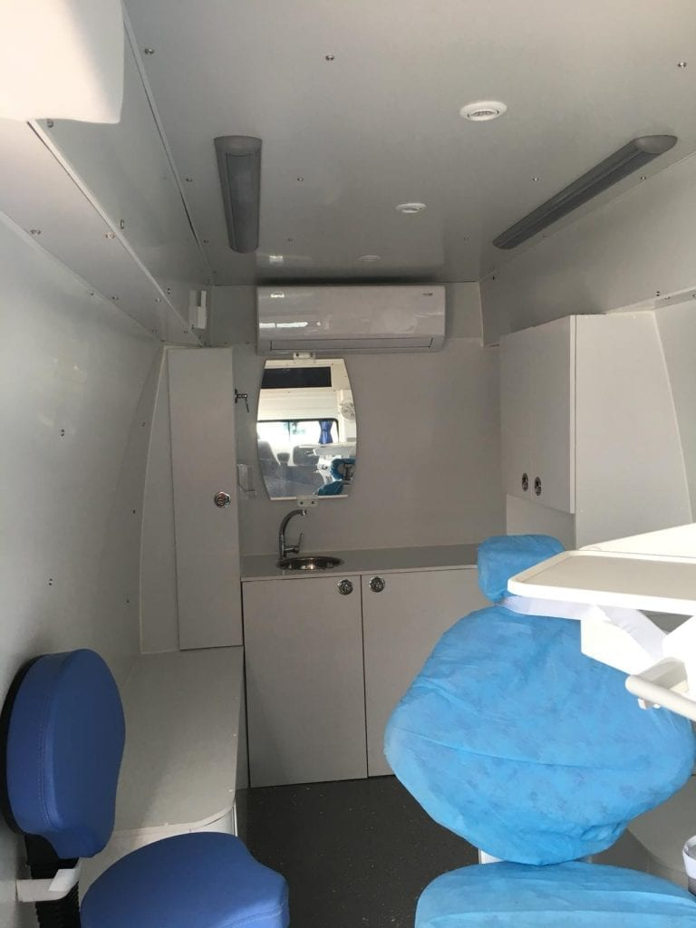 Mobile Dental Clinic