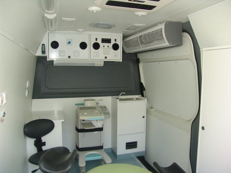 Mobile Gynecology Clinic