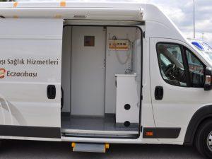 Mobile X-Ray Vehicle