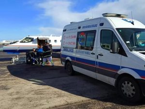Ambulance d'Afrique Ambulancemed