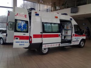 Fabricant de l'ambulance ambulancemed