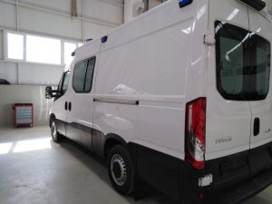 Ambulance Iveco ambulancemed