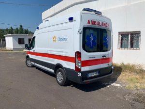 شراء سيارة إسعاف ambulancemed
