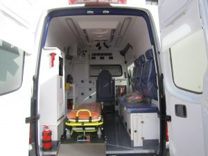 Ambulance Ambulancemed pas cher