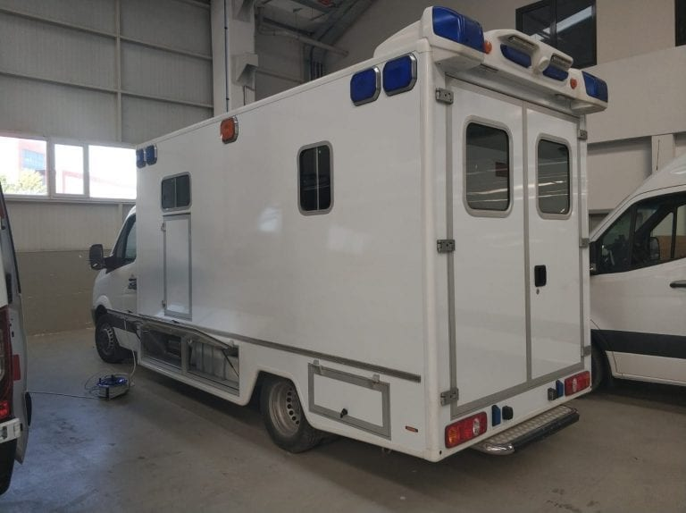 Dental clinic ambulancemed