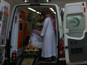 Ambulance de Dubaï