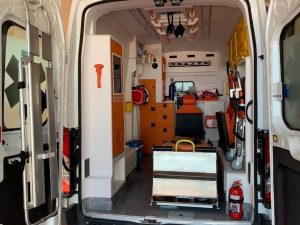 Ambulance d'urgence ambulancemed