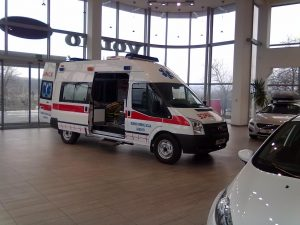 Ford Ambulance Ambulancemed