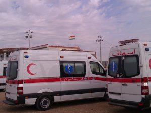 اسعاف العراق