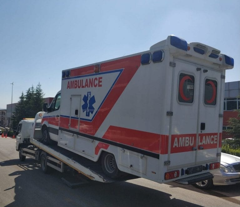Mobile health clinic ambulancemed