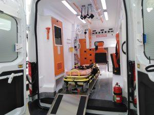 ambulancemed سيارة إسعاف مرسيدس