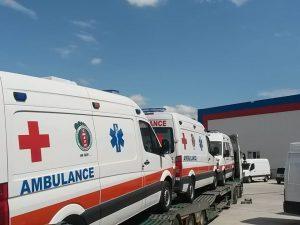 مصنعي المركبات الطبية المتنقلة ambulancemed