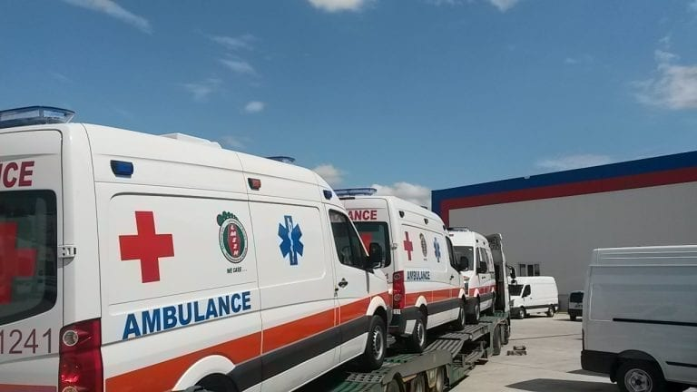 mobile medical vehicle manufacturers ambulancemed s