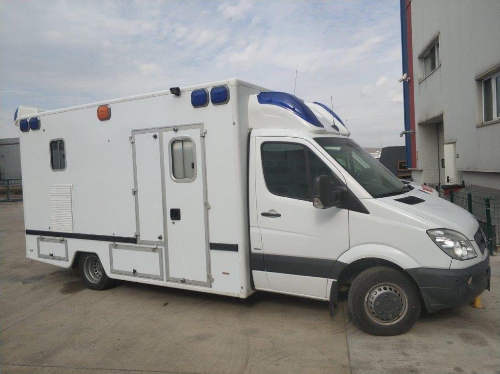 Clinique Dentaire Mobile l'Algérie