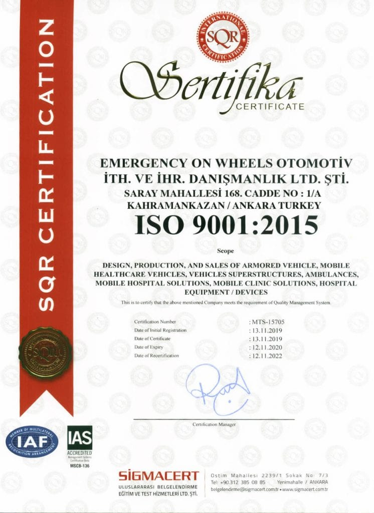 ISO 9001 2