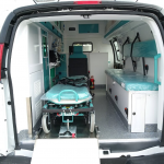 AMBULANCE GMC
