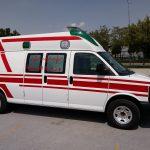 Ambulancia GMC