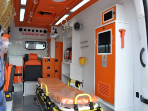 Ambulancias Volkswagen Crafter