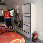 Ambulancia Nissan Urvan