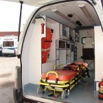nissan ambulance 7