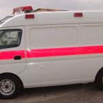 nissan ambulance1