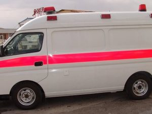 NISSAN Ambulance