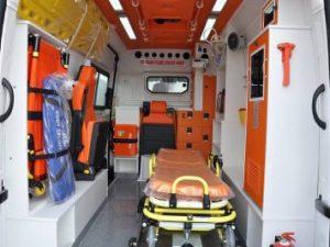 Ambulancias Volkswagen Crafter |+90 312 381 23 98