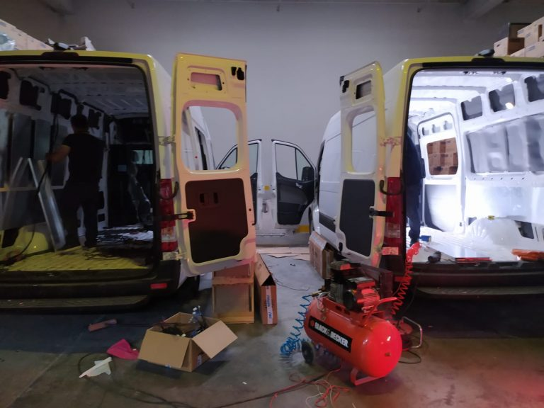 Ambulancemed Mobile clinic ambulance manufacturer second-hand ambulance producer g