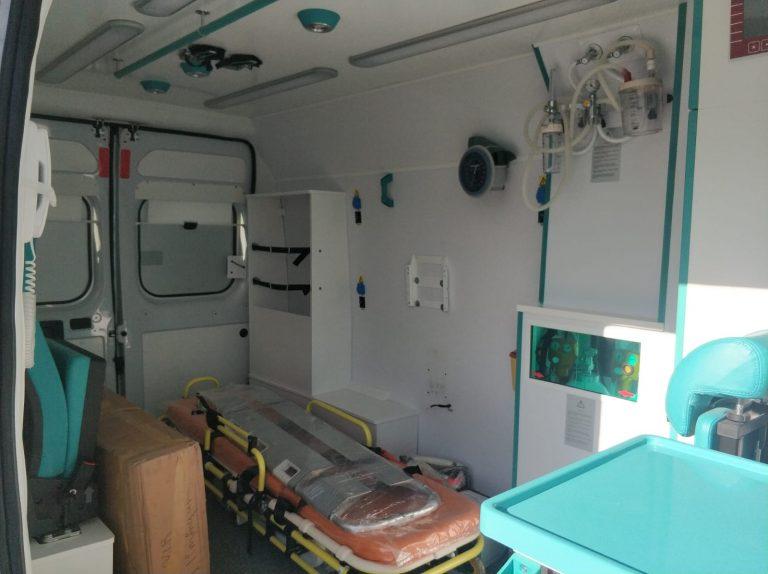 Fiat Ducato 2021 Ambulance