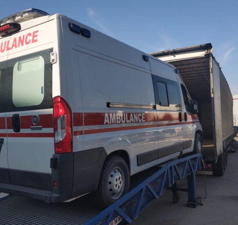 Fiat Ducato Ambulance 2021