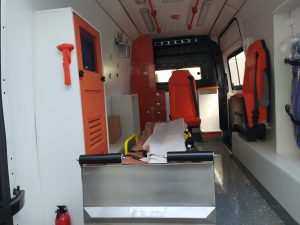HYUNDAI EMERGENCY AMBULANCE |  +90 312 381 23 98