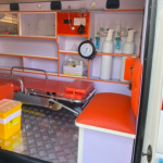 HYUNDAI H1 EMERGENCY AID AMBULANCE 10