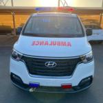 HYUNDAI H1 EMERGENCY AID AMBULANCE 4