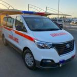 HYUNDAI H1 EMERGENCY AID AMBULANCE 5