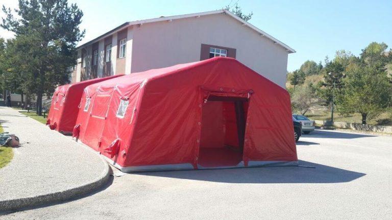 Hospital Tent For Field Hospital2