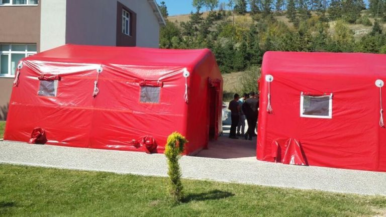 Hospital Tent For Field Hospital3