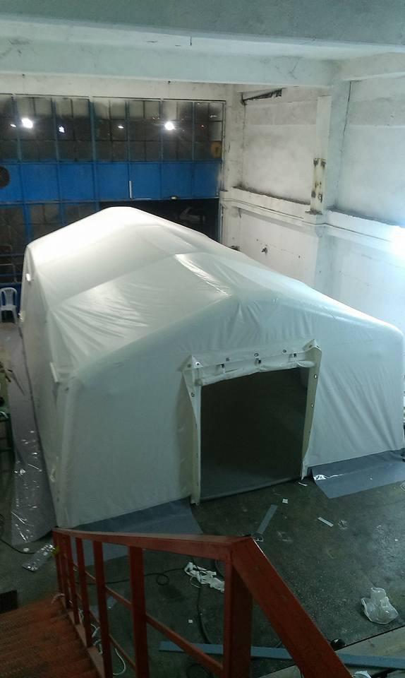 Hospital Tent For Field Hospital6